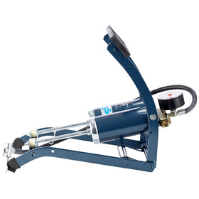 SKS Twin Air Bike Pump blue/black